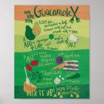 Nom Nom Nom Guacamole! Poster