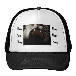 Nom Nom Nom Kitty Trucker Hat