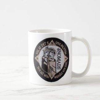 NOMADS - 'NOT ALL WHO WANDER ARE LOST' COFFEE MUG
