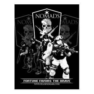 Nomads Postcard