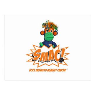 NoMo SMAC! Logo Postcard