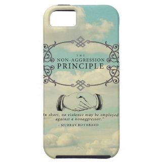 Non-Aggression Principle iPhone 5 Case-Mate Cas Tough iPhone 5 Case