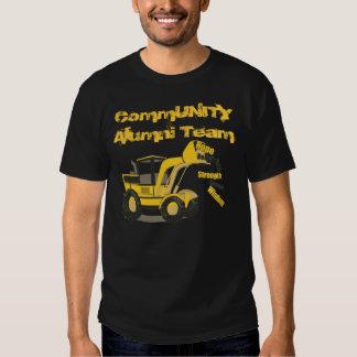 Non-Alumni Black T Shirts