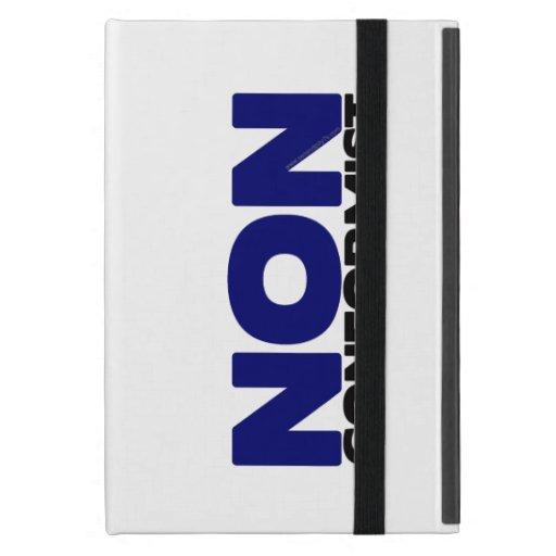NON CONFORMIST COVER FOR iPad MINI