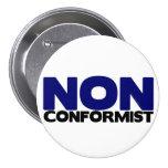 NON CONFORMIST PINS