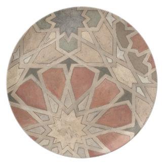 Non-Embellished Marrakesh Design I Dinner Plates