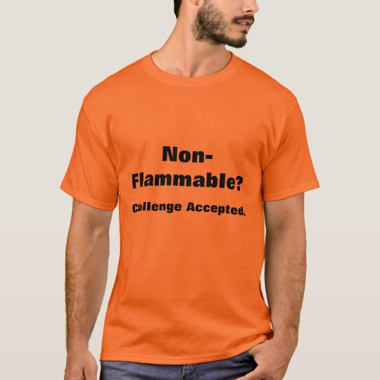 Non- Flammable Shirt