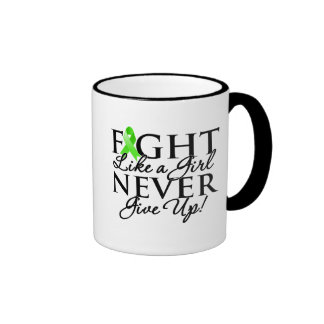Non-Hodgkin Lymphoma Fight Like a Girl Mug