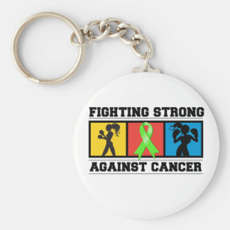 Non-Hodgkin s Lymphoma Cancer Fighting Strong Key Chains