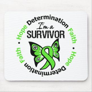Non-Hodgkin s Lymphoma Survivor Hope Determination Mousepads