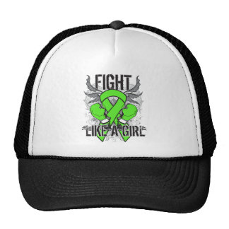 Non-Hodgkin's Lymphoma Ultra Fight Like A Girl Hat