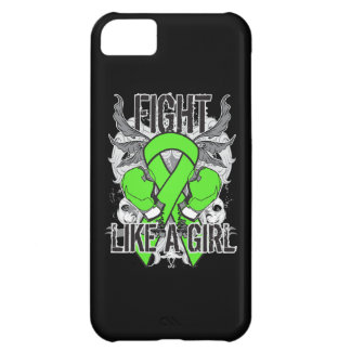 Non-Hodgkin's Lymphoma Ultra Fight Like A Girl iPhone 5C Case