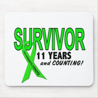 Non-Hodgkins Lymphoma 11 Year Survivor Mouse Pad
