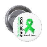 Non-Hodgkin's Lymphoma Awareness 5 Badge