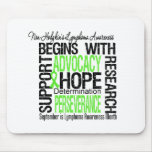 Non Hodgkins Lymphoma Awareness Month Hope Mousepad