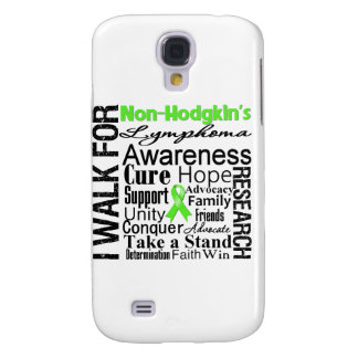 Non-Hodgkins Lymphoma Awareness Walk Galaxy S4 Case