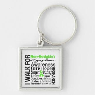 Non-Hodgkins Lymphoma Awareness Walk Keychain