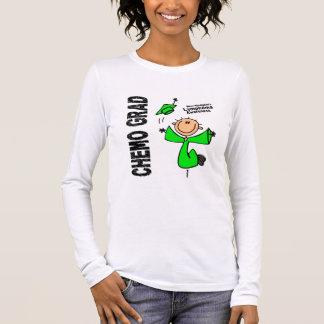 Non-Hodgkins Lymphoma CHEMO GRAD 1 Long Sleeve T-Shirt