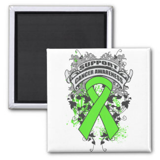 Non-Hodgkins Lymphoma - Cool Support Awareness Square Magnet