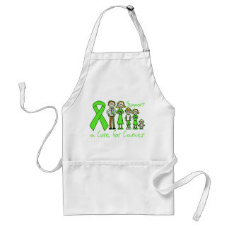Non-Hodgkin's Lymphoma Family Support A Cure Standard Apron