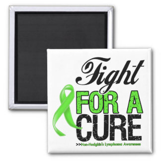 Non-Hodgkins Lymphoma Fight For a Cure Refrigerator Magnet