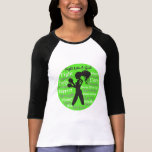 Non-Hodgkin's Lymphoma Fight Like A Girl Warrior T Shirts