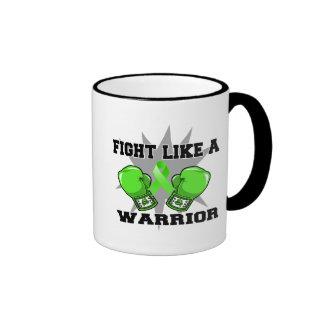 Non-Hodgkins Lymphoma Fight Like a Warrior Mugs