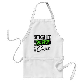 Non-Hodgkins Lymphoma Fight Support Cure Standard Apron