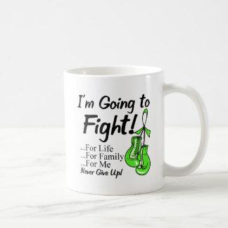 Non-Hodgkins Lymphoma I am Going To Fight Basic White Mug
