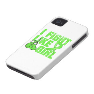 Non-Hodgkins Lymphoma I Fight Like A Girl (Grunge) iPhone 4 Covers