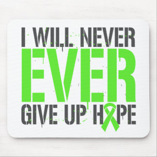Non-Hodgkins Lymphoma I Will Never Give Up Hope Mousepads