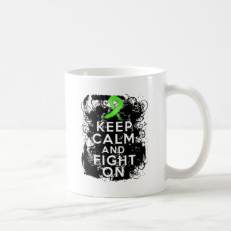 Non-Hodgkins Lymphoma  Keep Calm and Fight On Coffee Mugs