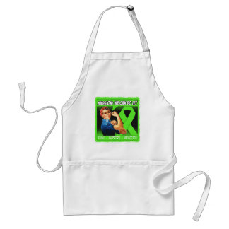 Non-Hodgkins Lymphoma Mission We Can Do It Standard Apron