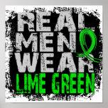 Non-Hodgkin's Lymphoma Real Men Wear Lime Green