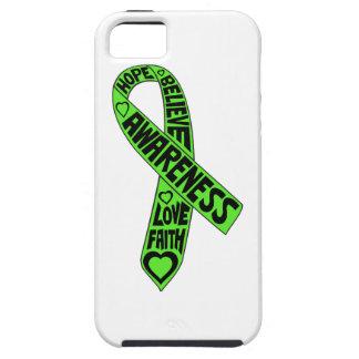 Non-Hodgkins Lymphoma Slogans Ribbon iPhone 5 Cover