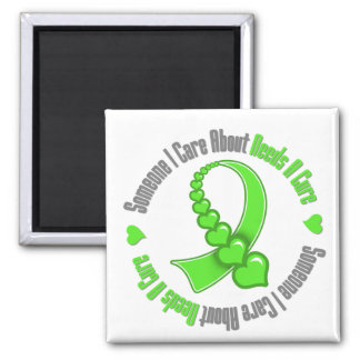 Non Hodgkins Lymphoma Someone I Care Needs A Cure Refrigerator Magnets