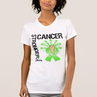 Non-Hodgkin's Lymphoma - Stronger Than Cancer T-shirts