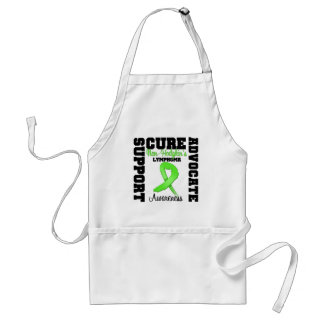 Non Hodgkins Lymphoma Support Advocate Cure Standard Apron