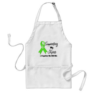 Non-Hodgkins Lymphoma Supporting My Hero Standard Apron