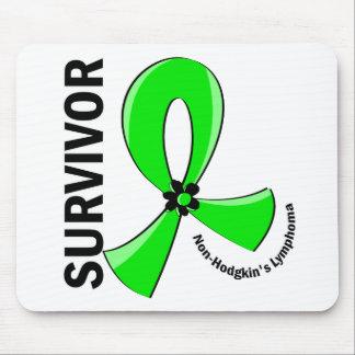 Non-Hodgkin's Lymphoma Survivor 12 Mouse Pad
