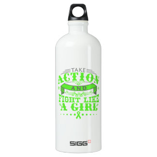 Non-Hodgkins Lymphoma Take Action Fight Like A Gir SIGG Traveller 1.0L Water Bottle