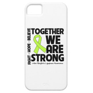 Non-Hodgkins Lymphoma Together We Are Strong.png Barely There iPhone 5 Case
