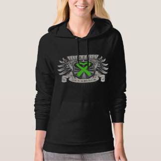 Non-Hodgkins Lymphoma Victory Hoodie
