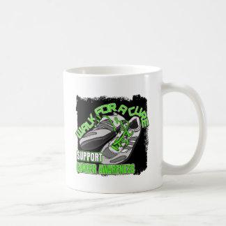 Non-Hodgkin's Lymphoma Walk For A Cure Shoes Coffee Mug