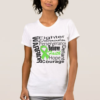 Non Hodgkins Lymphoma Warrior Collage T Shirt