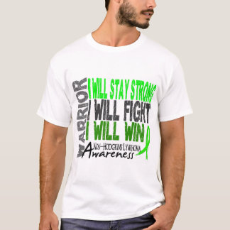 Non-Hodgkins Lymphoma Warrior T-Shirt