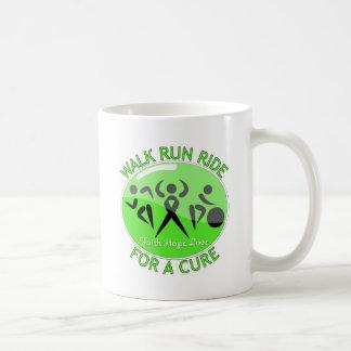 Non-Hodgkin's Walk Run Ride For A Cure Coffee Mugs