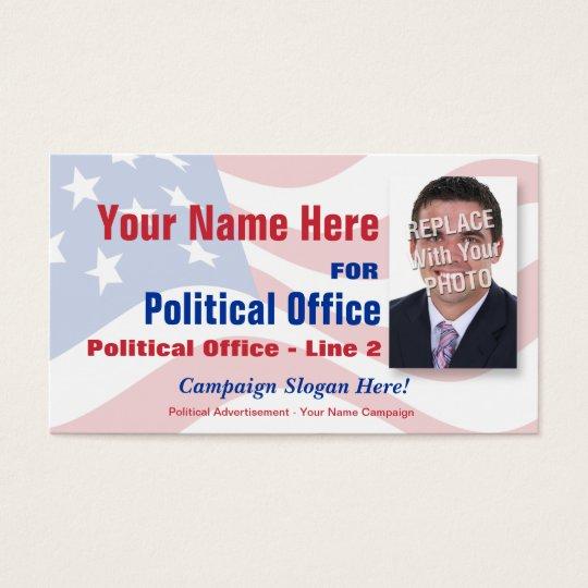 Non-Partisan Political Election Campaign