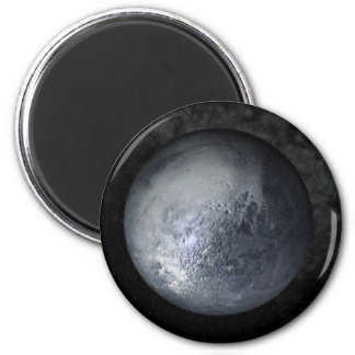 Non-Planet Pluto Astronomy Collector Magnet