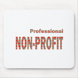NON-PROFIT Professional Charity NGO Causes GIFTS A Mouse Pad